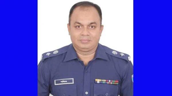গাজীপুরের নতুন এসপি এসএম শফিউল্লাহ