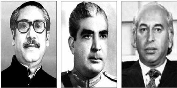 ২২ মার্চ ১৯৭১: এদিন বৈঠকে বসেন ইয়াহিয়া, বঙ্গবন্ধু ও ভুট্টো